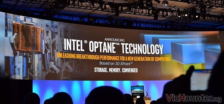Qué es Intel Optane