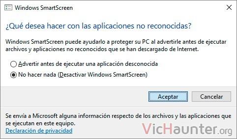 como-desactivar-smartscreen-windows-10