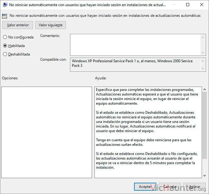 deshabilitar-auto-reinicio-windows-10