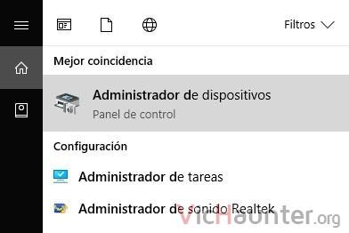 menu-inicio-administrador-dispositivos-windows-10