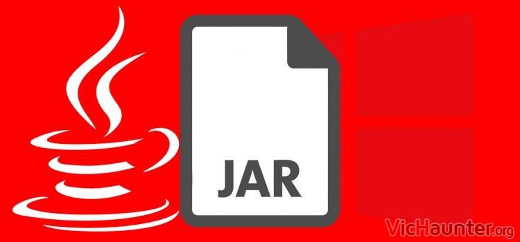 Cómo ejecutar archivos jar windows