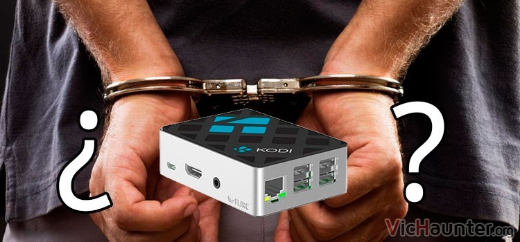 ¿Es kodi box ilegal?