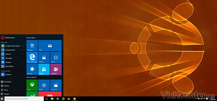 Cómo habilitar ubuntu bash en windows 10