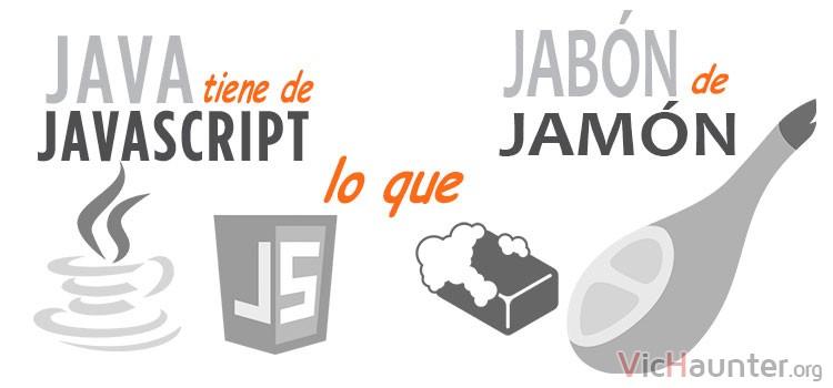 Diferencia entre javascript y java