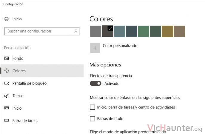 deshabilitar-transparencia-windows-10