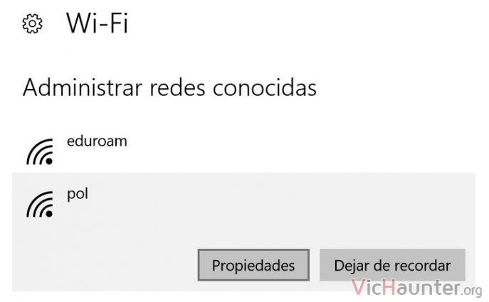 redes-conocidas-windows-10