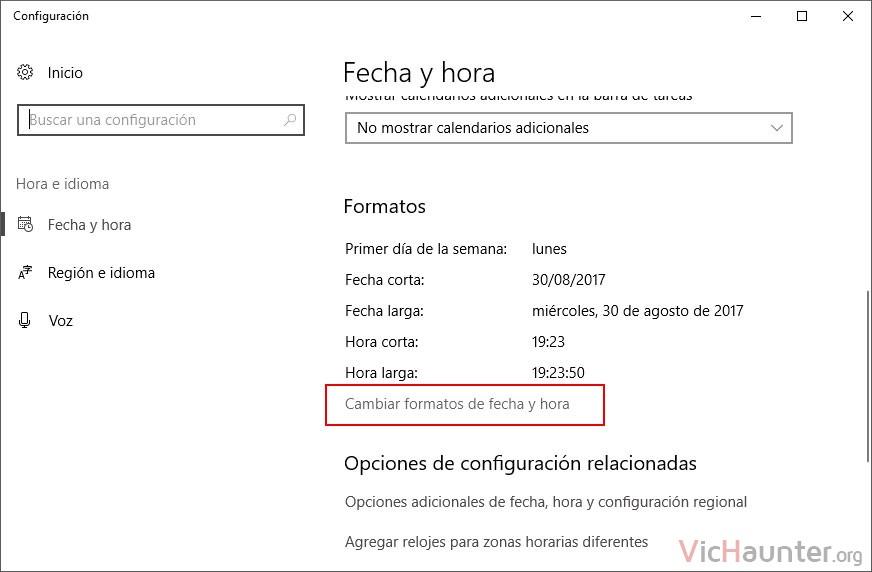 cambiar-formato-fecha-hora-windows-10