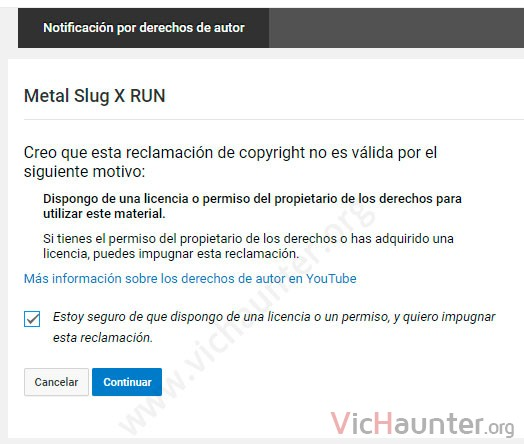 confirmar-impugnar-reclamacion-youtube