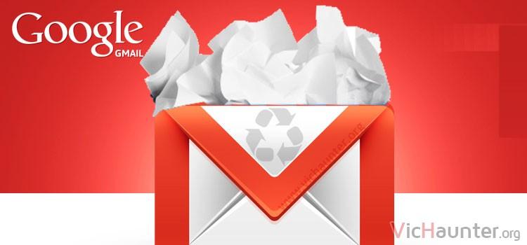 Cómo borrar todo el correo de gmail a la vez