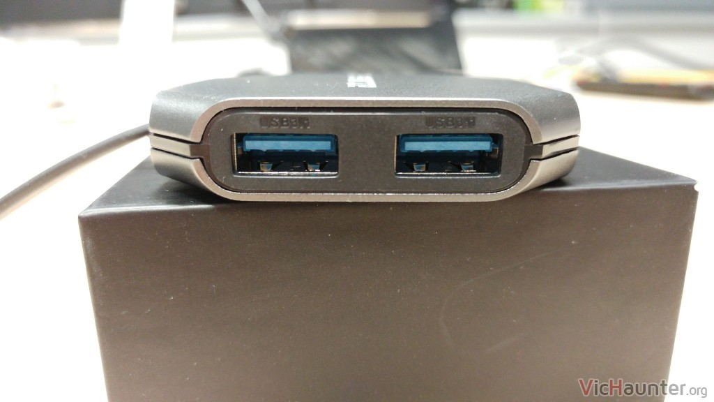 Review a fondo del Hub USB-C C-Force para Galaxy S8 y ...