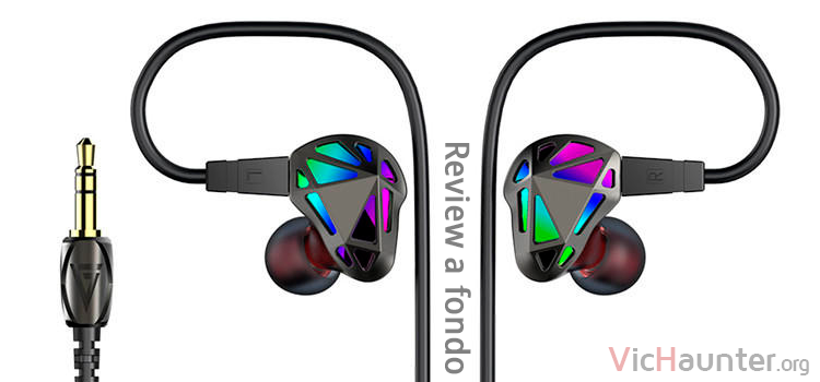 Review completa de los auriculares AUGLAMOUR RT-1 HiFi Graphene