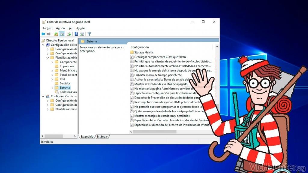 Cómo habilitar las directivas de grupo en Windows 10, 8 y 7