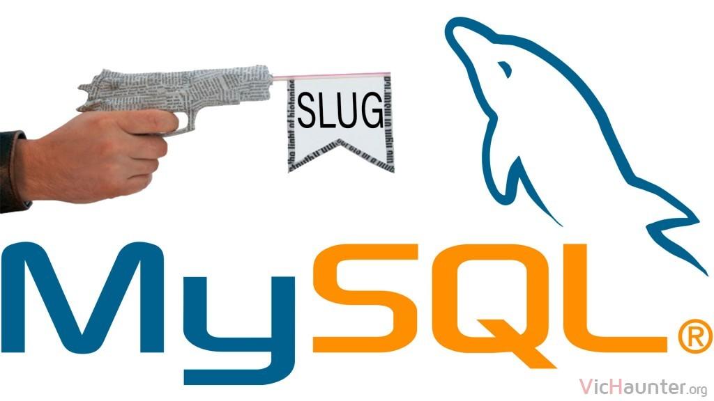 Cómo generar slugs únicos con un trigger en mysql
