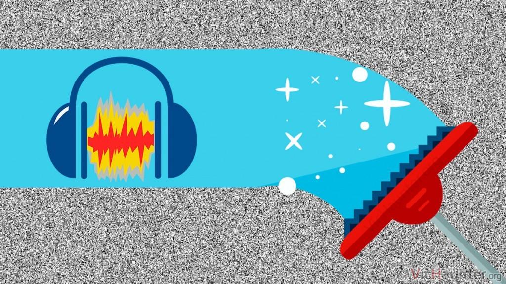 Cómo quitar el ruido de un audio con audacity