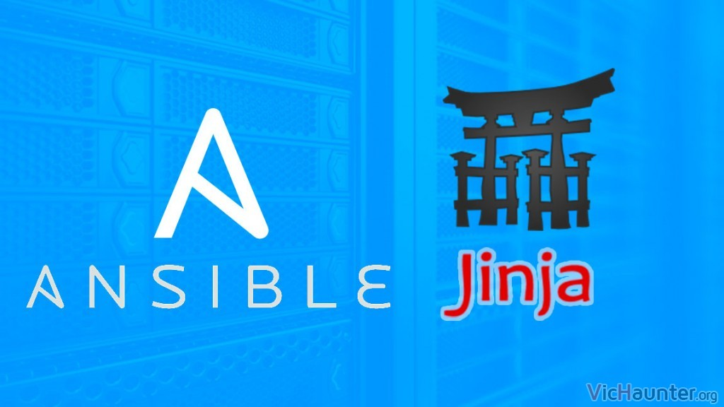 Cómo usar variables host_vars de ansible en templates jinja2