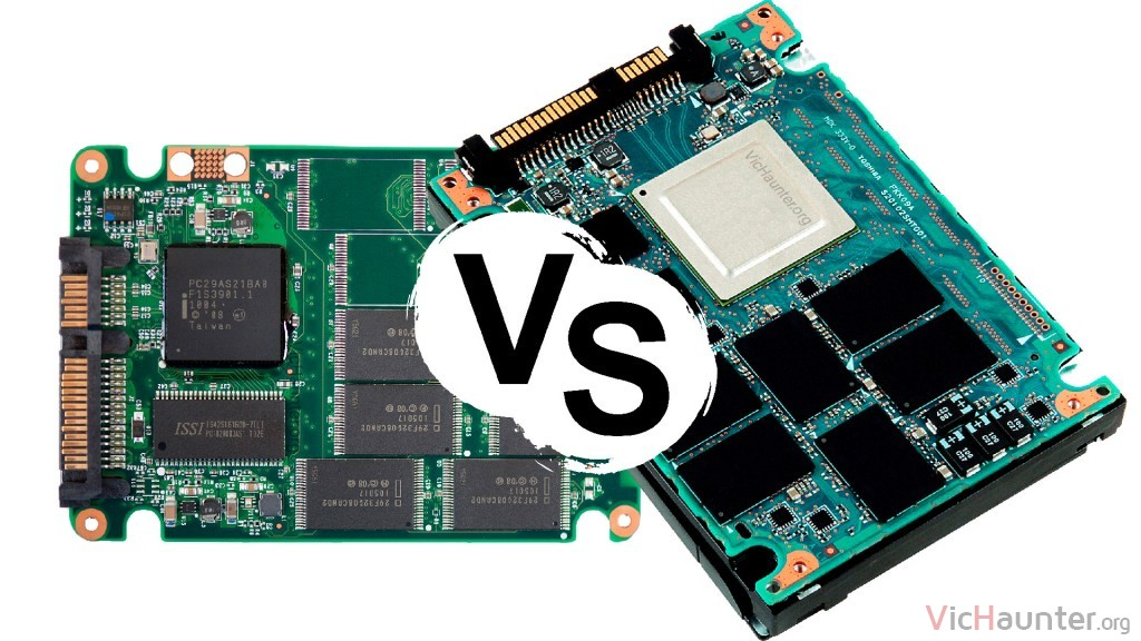 Diferencia entre ssd enterprise vs normal