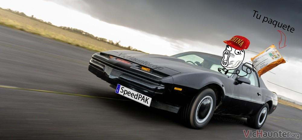Qué es SpeedPAK y por qué es tan rápido