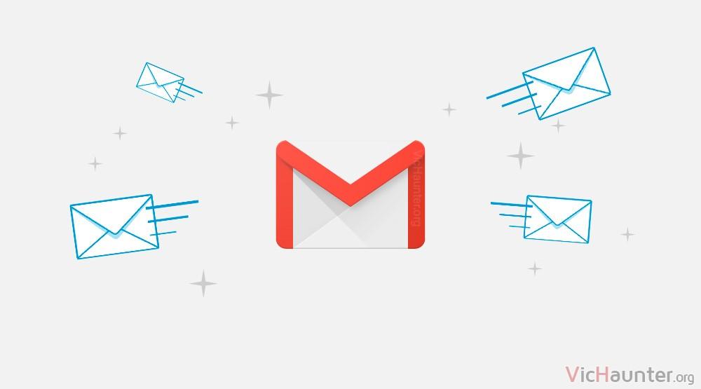Cómo redireccionar una cuenta de gmail a varias cuentas externas