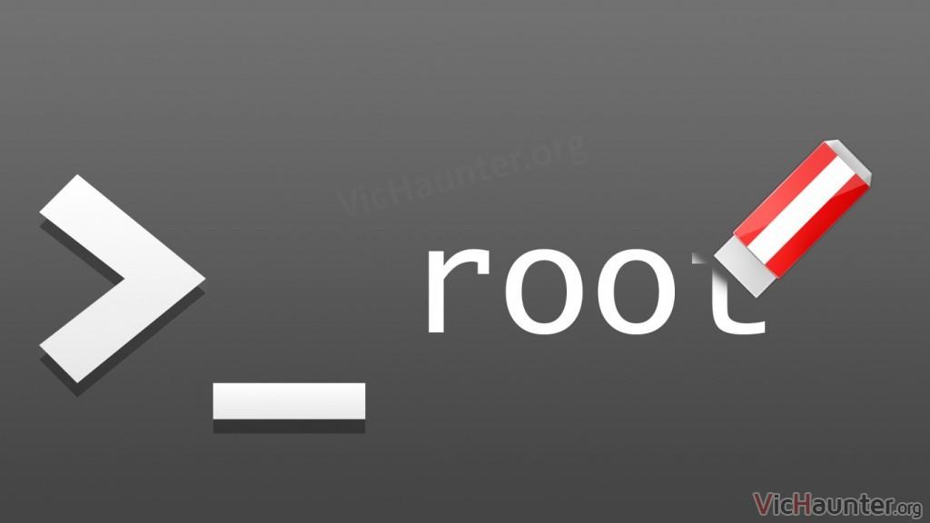 Cómo desactivar conexión a la cuenta root de linux