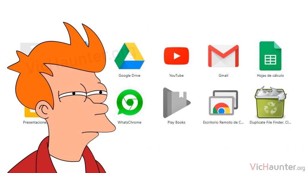 Cómo evitar conexión automática en Google Apps desde Chrome