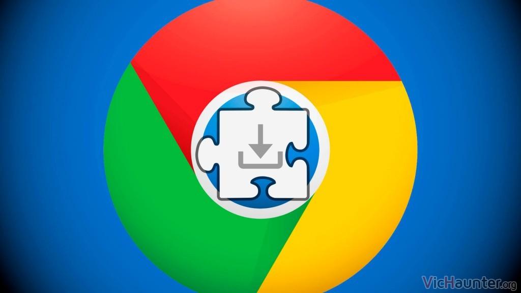 Cómo bajar extensiones de Chrome en formato CRX