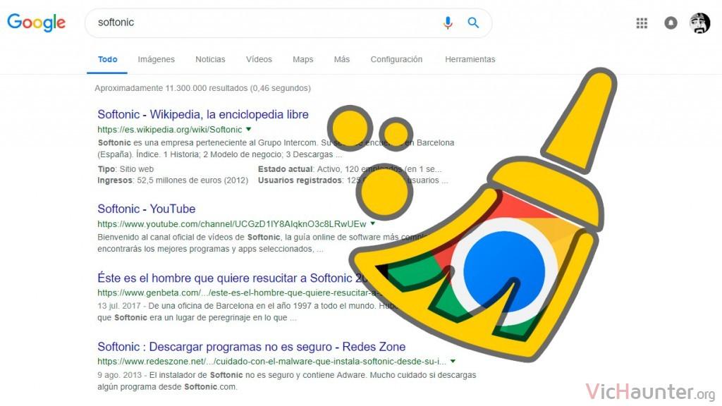 Cómo bloquear dominios en tus resultados de búsqueda de google
