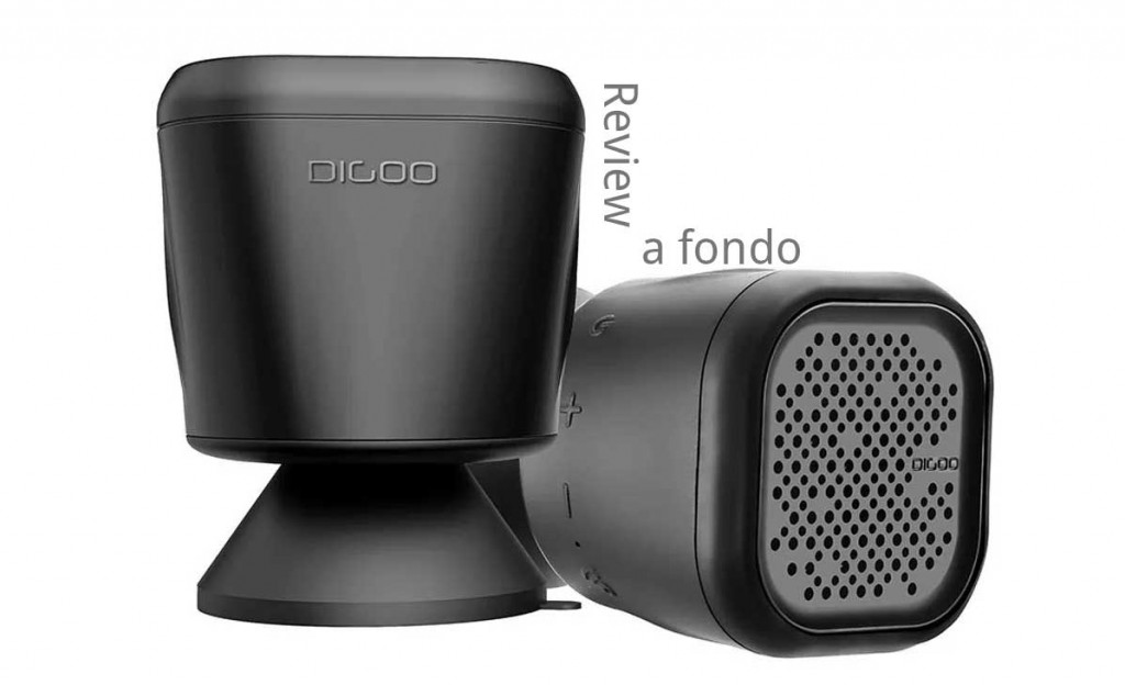 Review completa altavoz bluetooth digoo dg-mx10