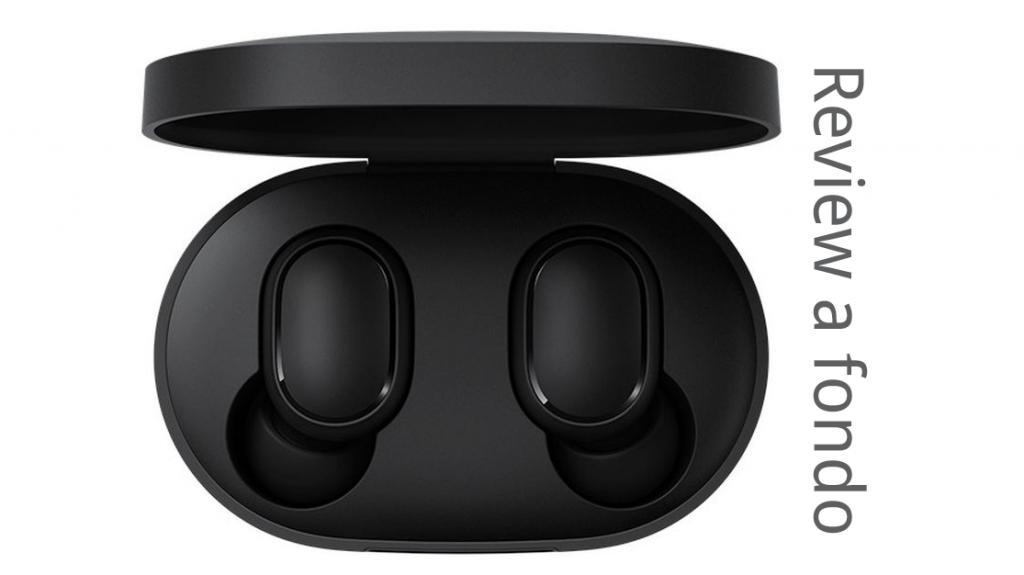 Probamos los cascos Xiaomi Airdots