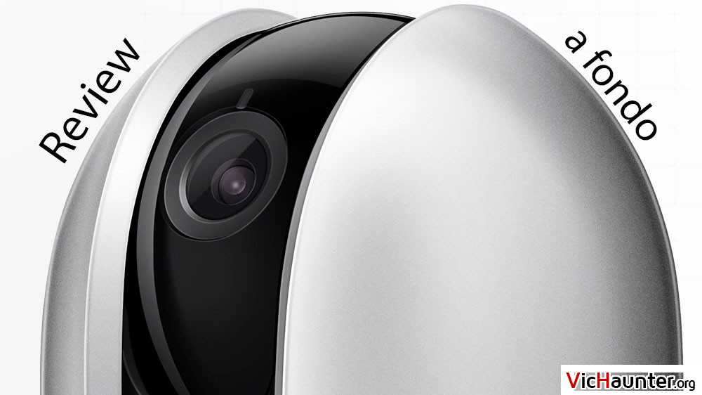 Análisis completo cámara ip WiFi Digoo DG-OTK