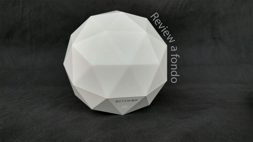 Review completa de la lámpara BlitzWolf® BW-LT19