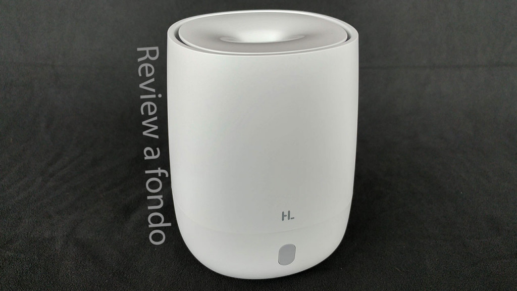 Review completa difusor aromaterapia Xiaomi HL Happy Life
