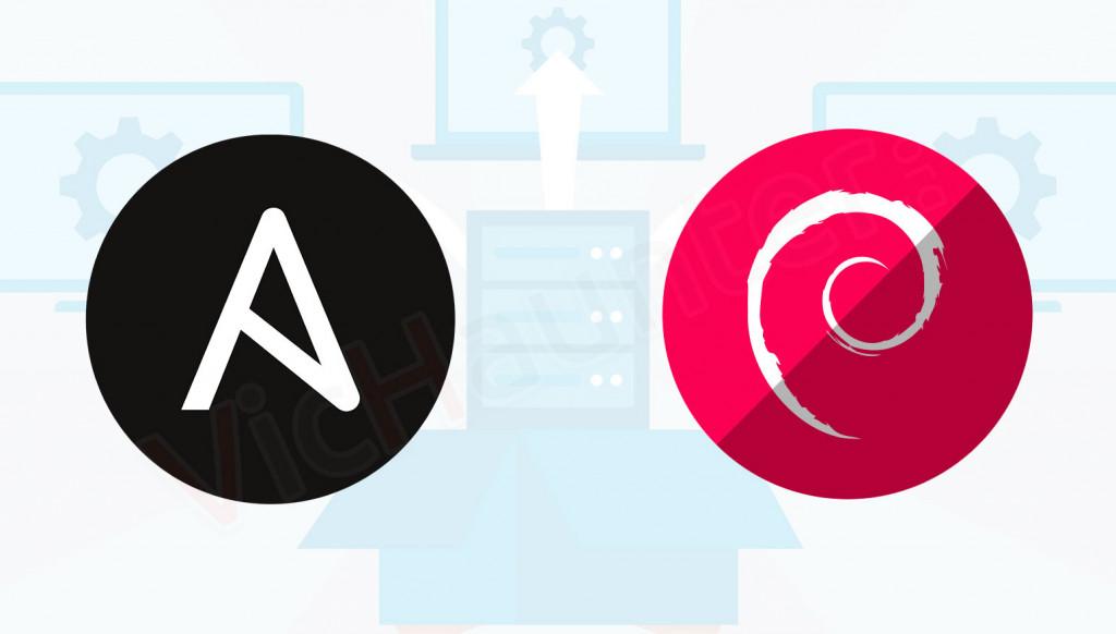Cómo preinstalar Debian 10 para controlarlo con Ansible