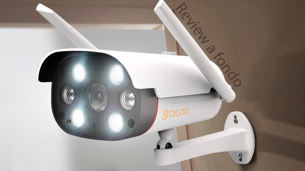 Análisis completo a fondo de la cámara ip con visión nocturna a color digoo dg-w30