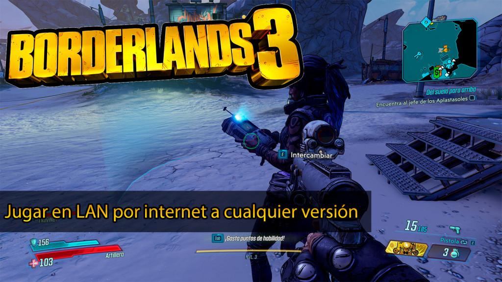 Cómo jugar por internet a borderlands 3 repack codex