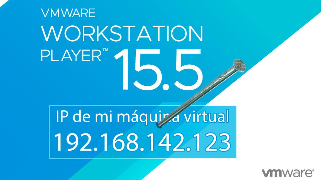 Cómo poner ip fija cualquier vm en vmware workstation windows linux