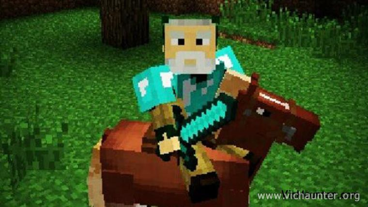 Minecraft-1.6-vichaunter