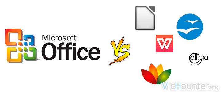Alternativas gratis a Microsoft Office