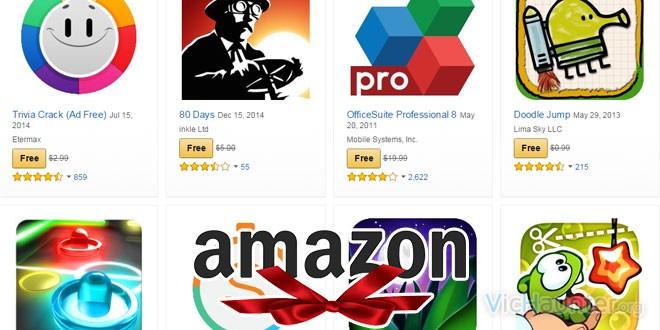 37 aplicaciones para android gratis en amazon