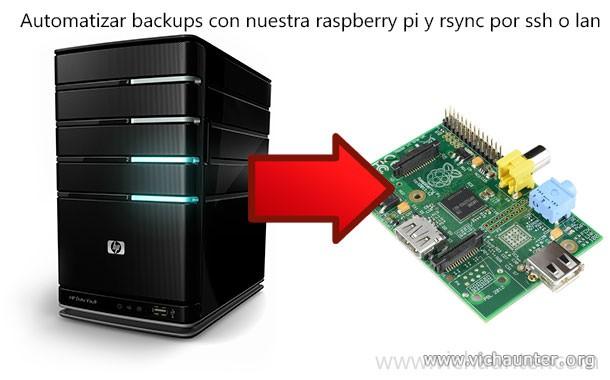 automatizar-backup-raspberry-pi-rsync-ssh-lan