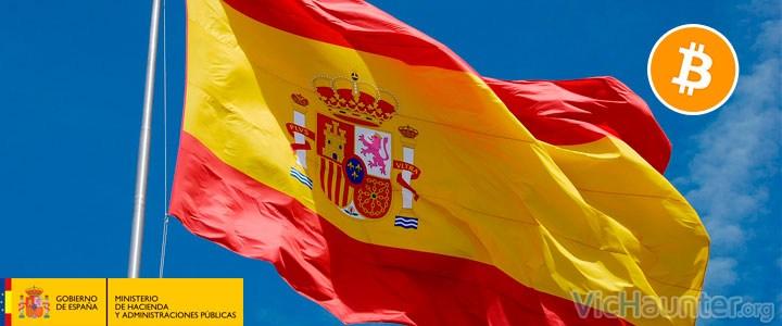 Bitcoin estará exenta de impuestos en España