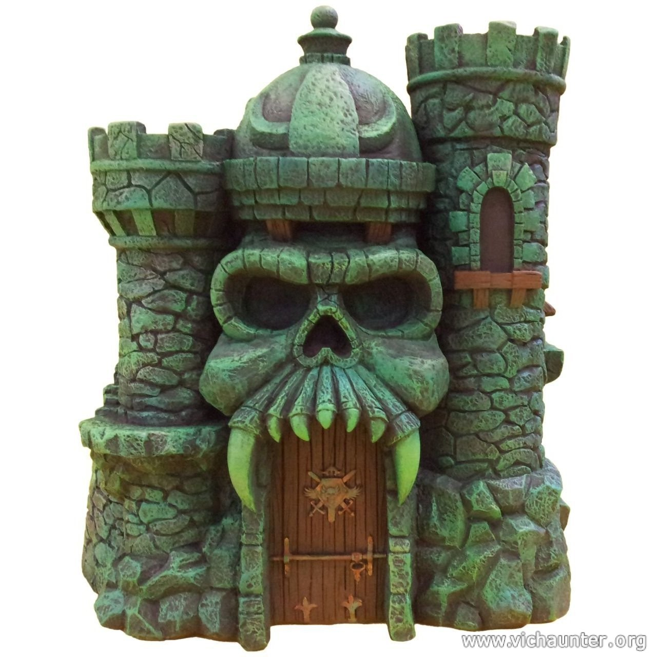 castillo grayskull frente