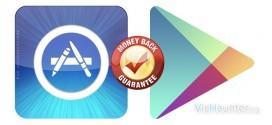 Cómo devolver aplicaciones en Google Play y App Store
