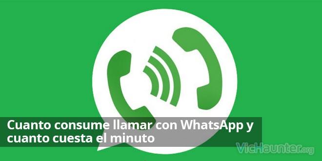 Cuantos céntimos cuesta llamar con whatsapp