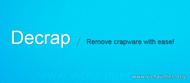decrap-elimina-badware-preinstalado