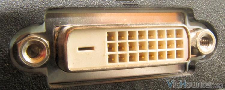 Qué diferencia hay entre los distintos conectores DVI