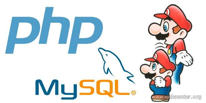 Ejecutar multiples updates mysql en php