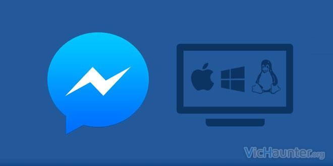 como usar facebook messenger en el escritorio