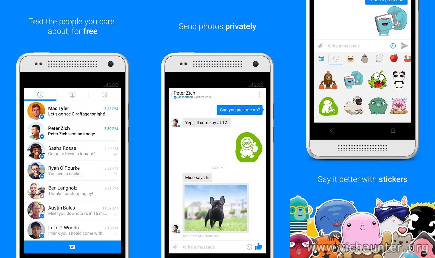 facebook messenger llamadas voip