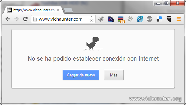 google-chrome-no-internet
