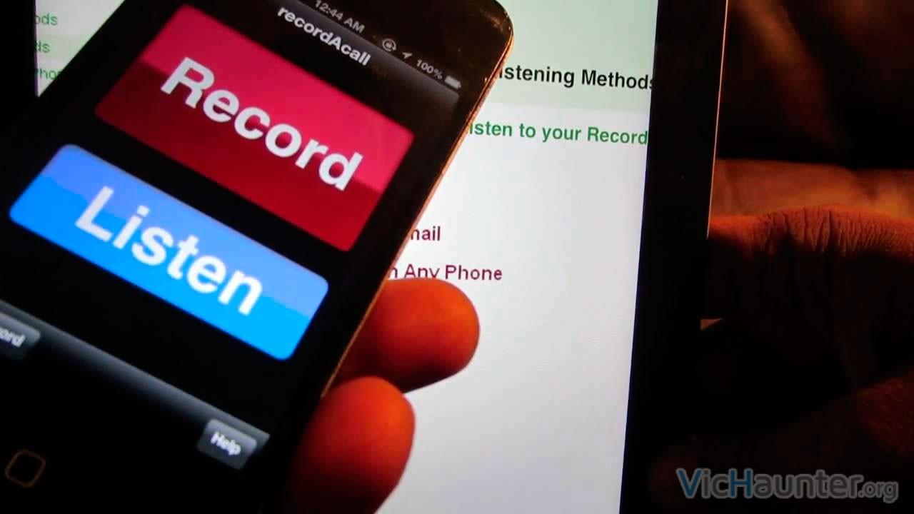 Cómo grabar llamadas de teléfono en android e ios